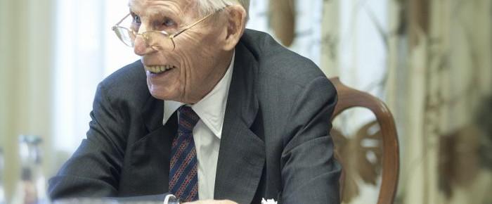 Finansmannen Peter Wallenbergs anor