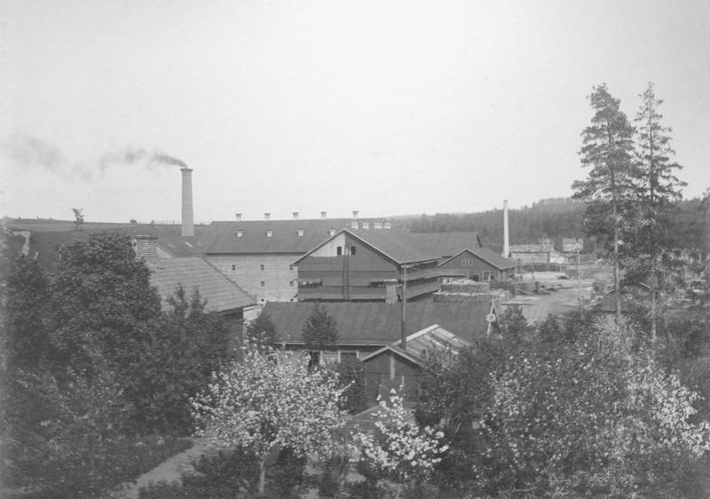 Bobinfabriken i Forserum