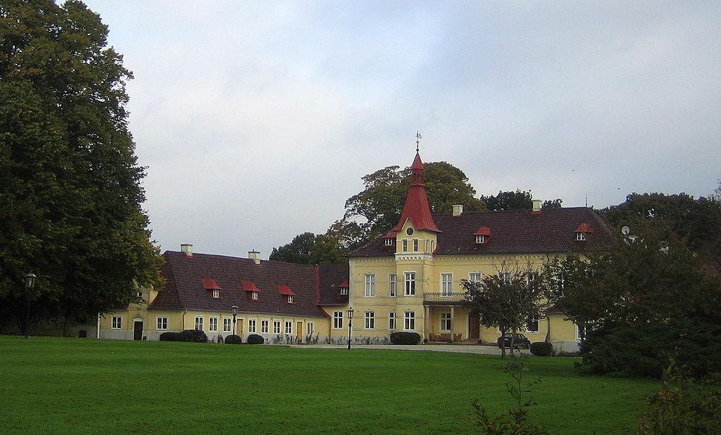 Klågerups slott