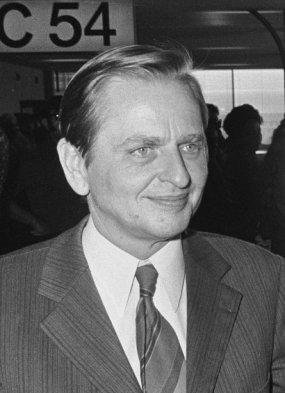 Olof Palme 1974