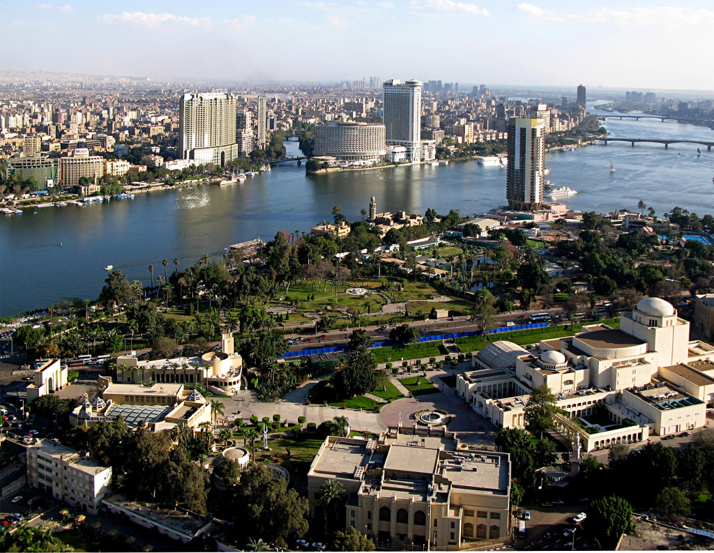 Dagens Kairo - en myllrande metropol