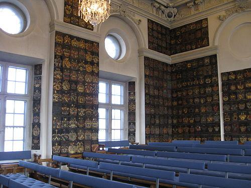 Riddarhuspalatset i Stockholm
