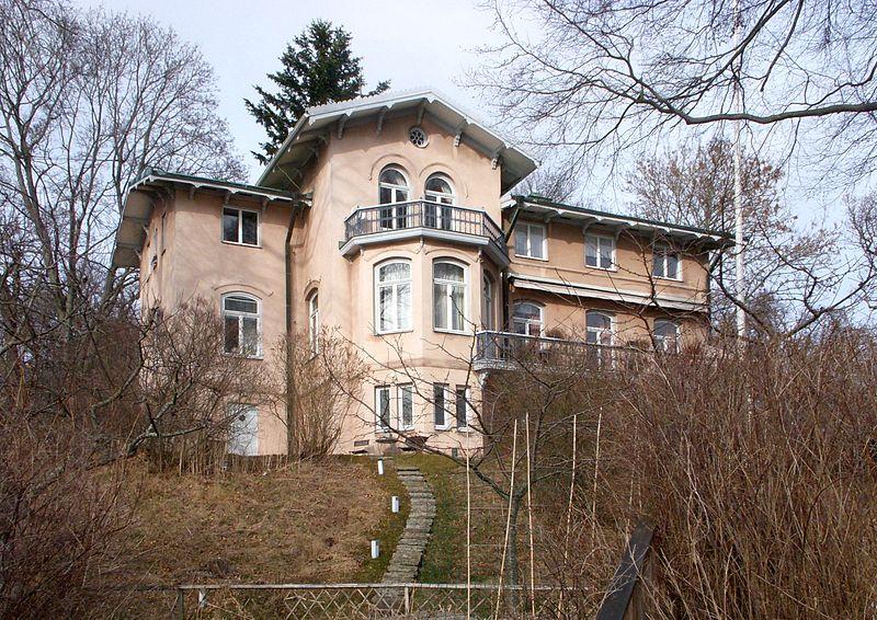 Villa Kvikkjokk