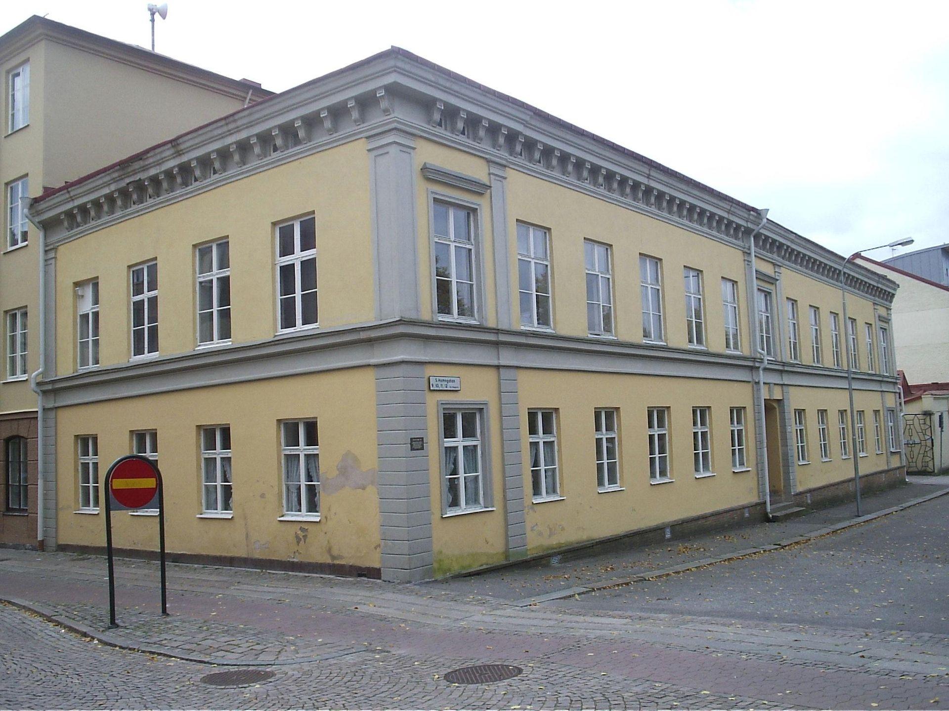 Natt och Dags hus i Uddevalla