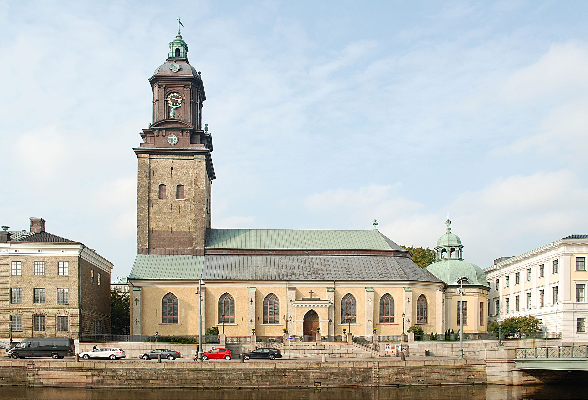 Tyska kyrkan i Göteborg