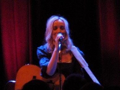 Kändisanor: sångerskan Lisa Ekdahl