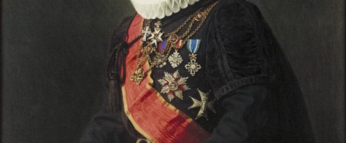En svensk markis, påvlig kammarherre och slottsherre