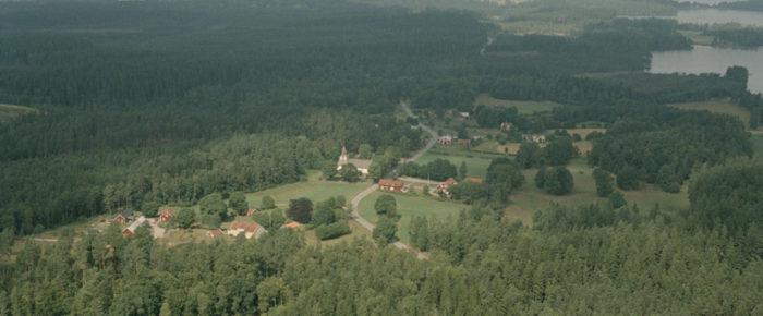 Prästsläkterna Colliander i Småland och Finland
