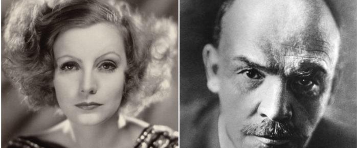 Greta Garbo var släkt med Lenin