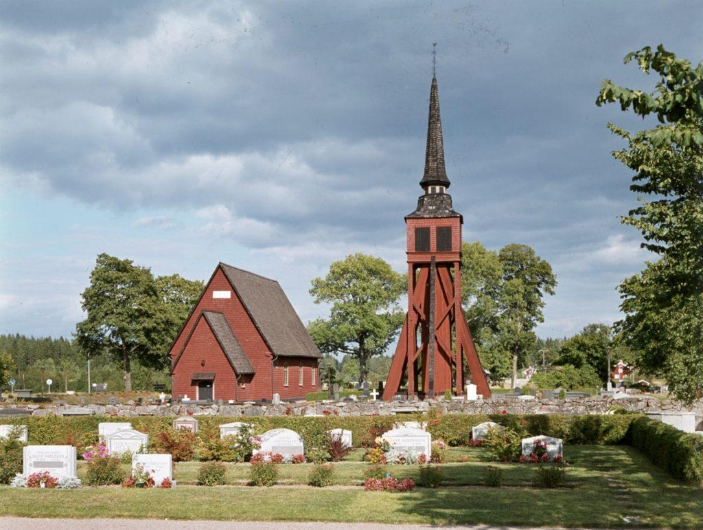 Ulrika kyrka i Östergötland