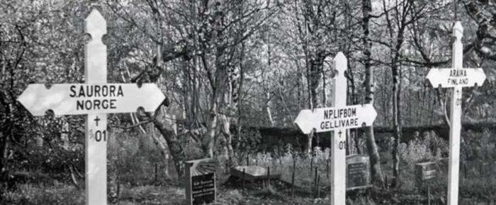 Sveriges märkligaste gravplats?
