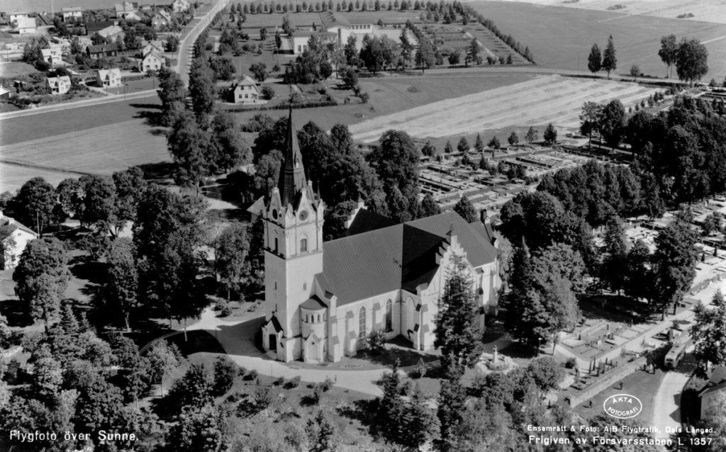 Sunne kyrka i Värmland