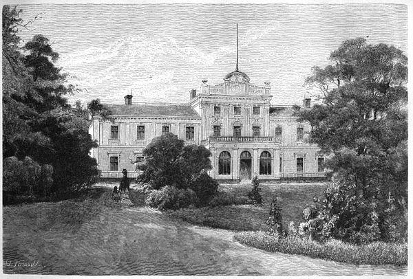 Joakim Danckwardt arrenderade Segersjö kungsgård