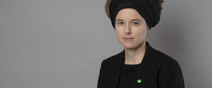 Sveriges statsråd: kulturminister Amanda Lind