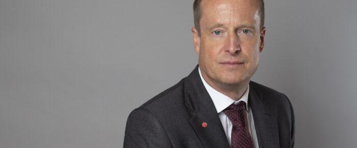 Sveriges statsråd: Anders Ygeman