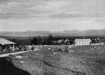 Aspberget i norra Värmland