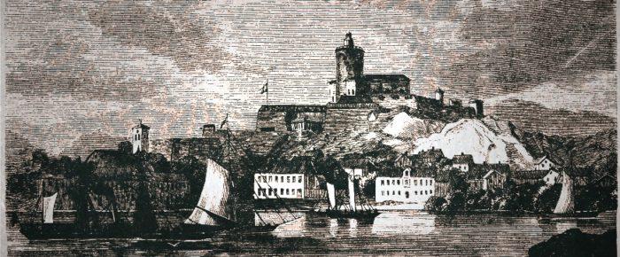 Släkten Henriques och judarna i Marstrand
