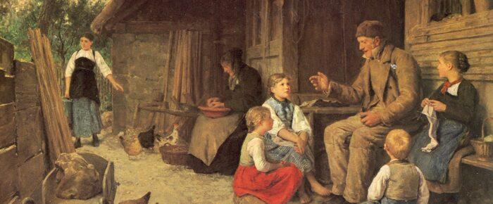 Att börja släktforska – låt arkiven och kyrkböckerna vänta