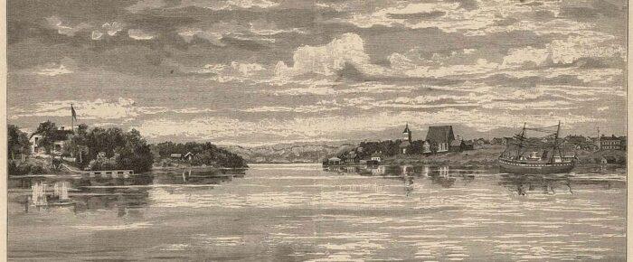 En engelsman i 1800-talets Nederkalix