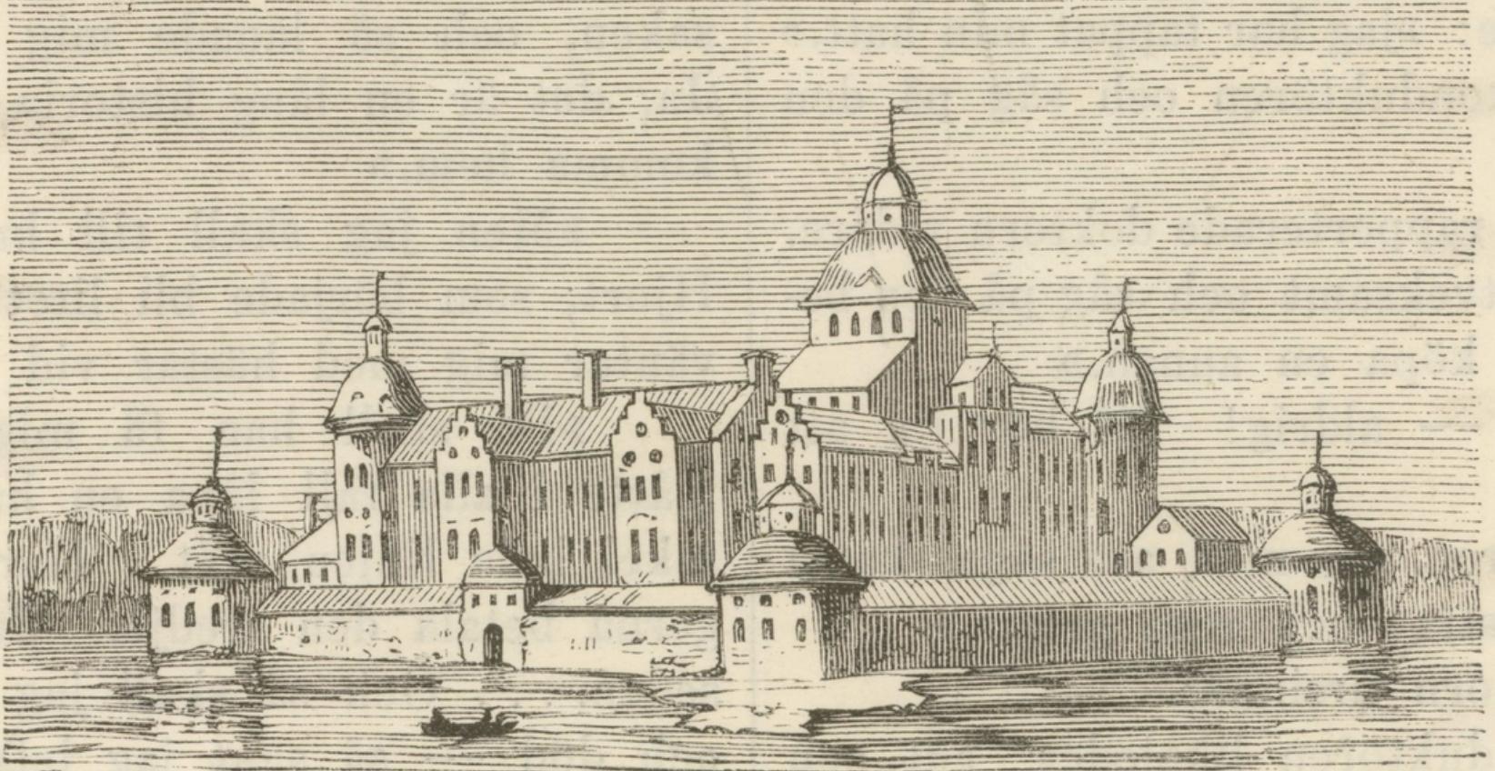 Kalmar slott på 1600-talet