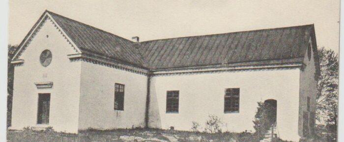 Släkten Svenonius från Skåne