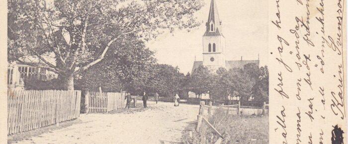 Gårdsnummer för Rödeby socken