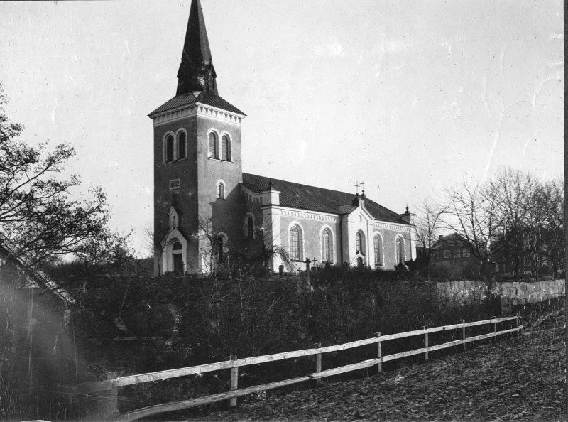 Åryds kyrka i Blekinge