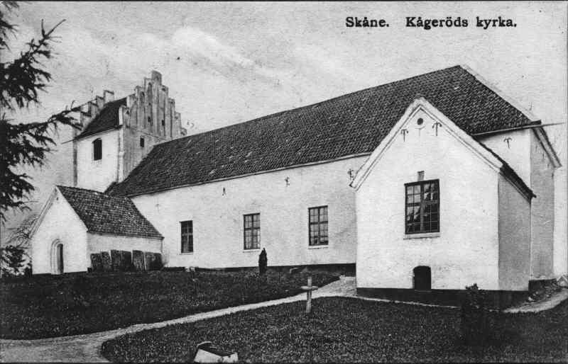 Kågeröds kyrka