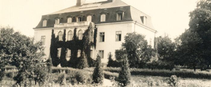 Ströja i Kvillinge socken – en gammal by som försvann