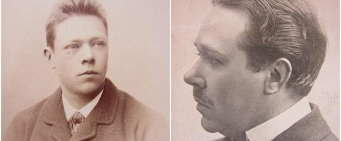 Författaren Hjalmar Söderbergs släkt