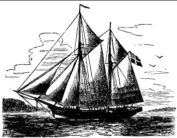 Galeas av 1800-talstyp