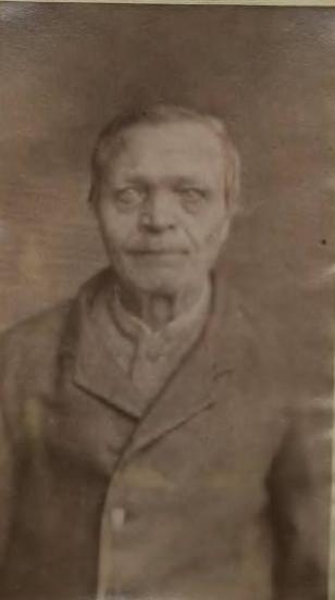 Soldaten Anders Frisk 1898