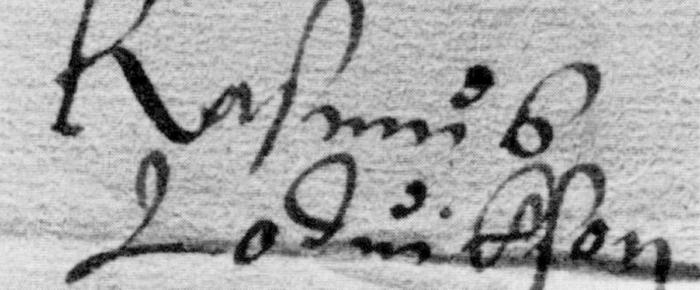 Sveriges förste genealog?