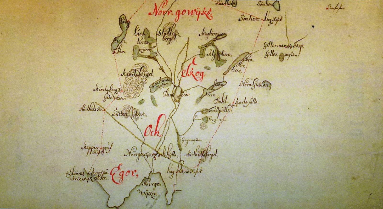 Norrvik 1720