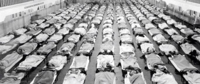 Historiska pandemier – spanska sjukan