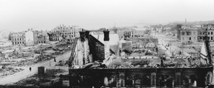 Förstörda kyrkböcker och arkiv