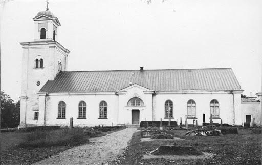 Tvings kyrka