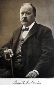 Svante Arrhenius har flera anförluster i sin antavla