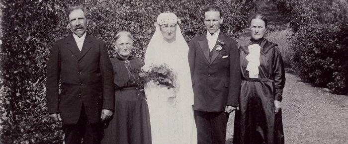 Vilken var den vanligaste bröllopsdagen?
