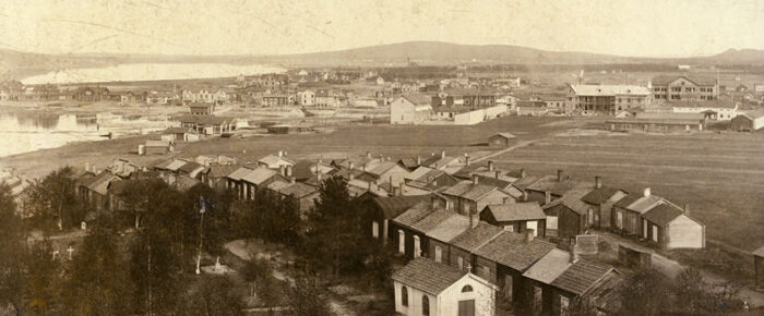 Svenska municipalsamhällen