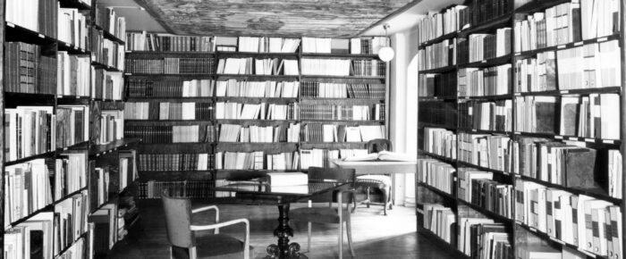Sveriges första bibliotek