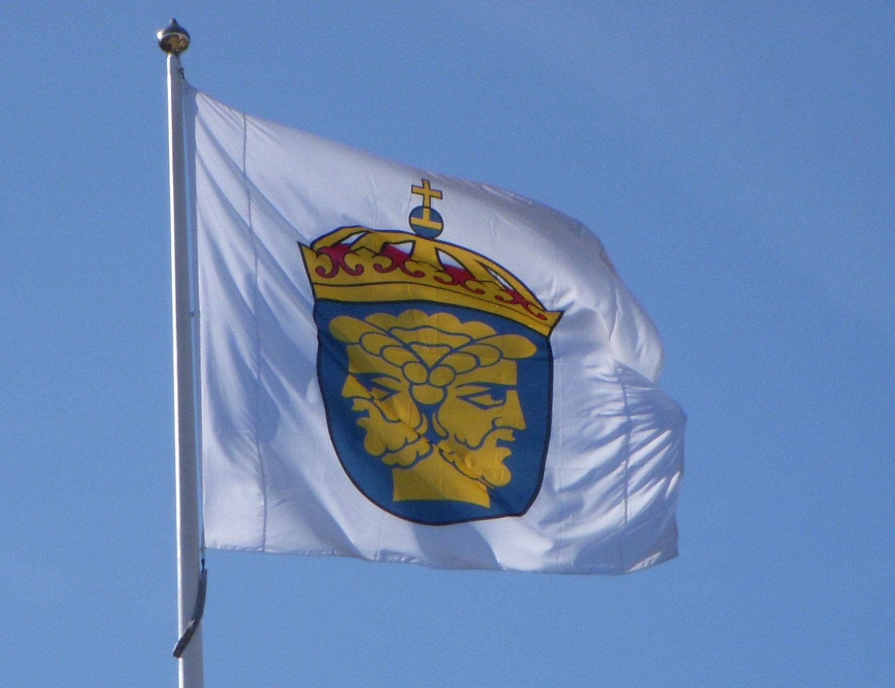 Riksarkivets flagga