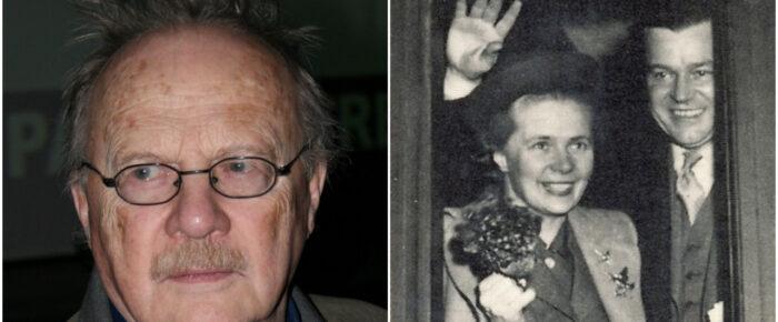 Författaren Jan Myrdals släkt