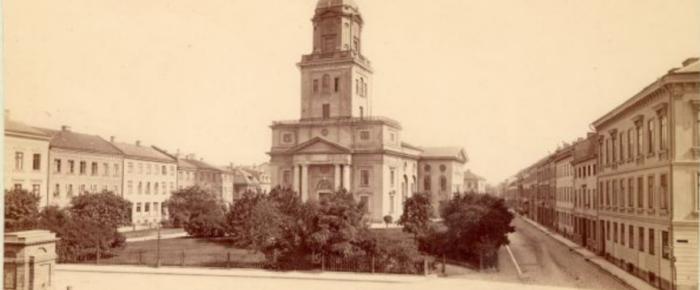 Göteborgs församlingar – en komplicerad historia