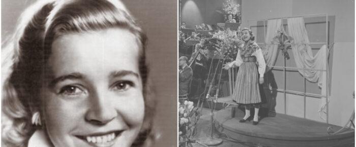 Eurovision-pionjären Alice Babs förfäder