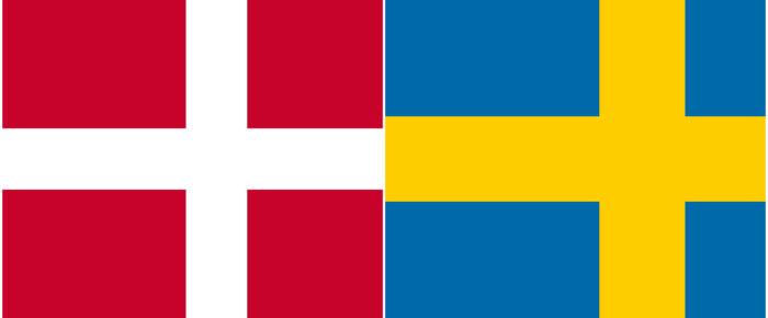 De danska länen i Sverige