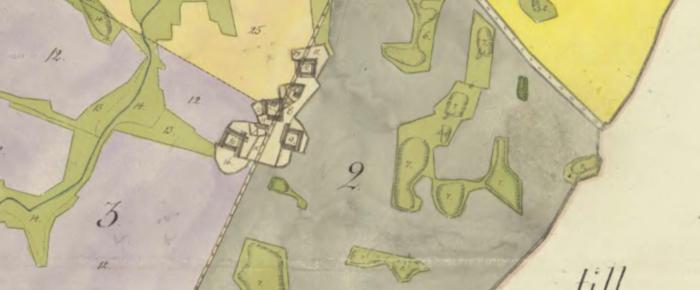 Lilla Tvären – en försvunnen medeltidsby äts upp av Ystad