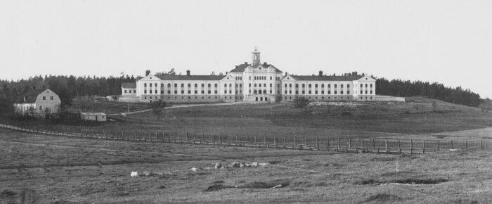 Dårarnas slott – ett av Sveriges första mentalsjukhus
